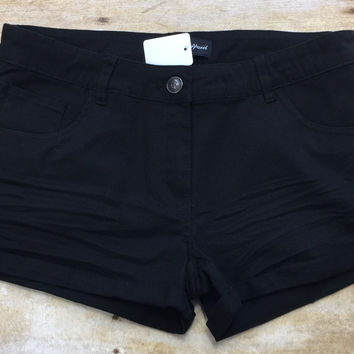 Simply Perfect Shorts: Black