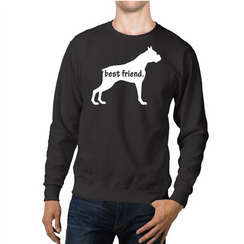 Best Friend For Dog Lovers Unisex Sweaters - 54R Sweater