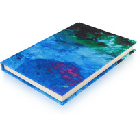 Weston | Opal Depths silk-bound hardcover notebook | NET-A-PORTER.COM