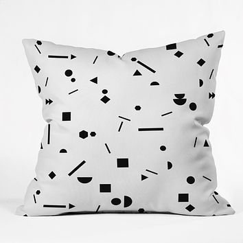 Mareike Boehmer My Favorite Pattern 3 Throw Pillow