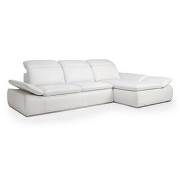 Boulevard Sectional - 2PC | Leather Furniture | Furniture | Z Gallerie