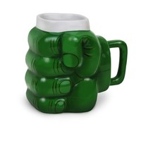Hulk Mug - Don't Make Me Angry Fist Mug