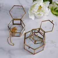 Nesting Trinket Boxes (Set of 3)