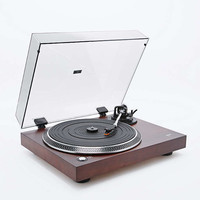 Lenco L-90 Wood Record Player UK Plug - Urban Outfitters