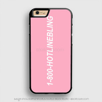 1-800- Hotline Bling Drake iPhone 6 Plus Case iPhone 6S+ Cases
