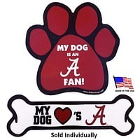 Alabama Crimson Tide Car Magnets