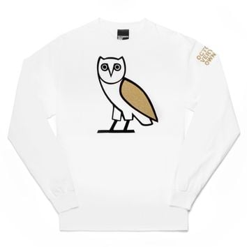 OVO Owl Longsleeve T-Shirt | October's Very Own