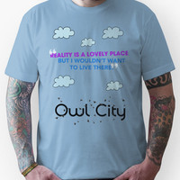 Owl City  Unisex T-Shirt