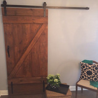 Custom Sliding Barn Door, Vintage Barn Door