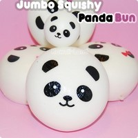 Jumbo Panda Super Squishy