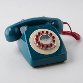 Vintage Rotary Phone by Wild & Wolf