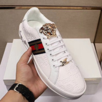 VERSACE Fashion Casual Shoes Sneakers 003