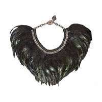 Celine Feather Necklace