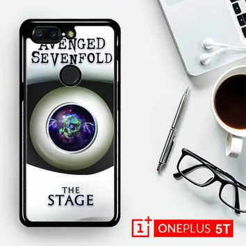 The Stage Avenged Sevenfold Z4092  OnePLus 5T / One Plus 5T Case