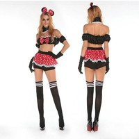 Cosplay Halloween Mouse Costume [8978893575]