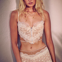 Mesh & Lace Shortie - Very Sexy - Victoria's Secret