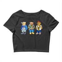 polo bear Crop Top