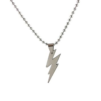 The Flash Thunder Stainless Steel Necklaces For Women