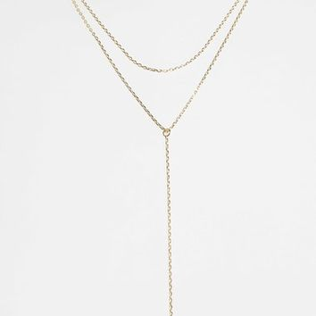 The Giving Keys Mini Key Layered Necklace | Nordstrom