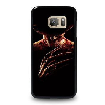 freddy krueger 2 samsung galaxy s7 case cover  number 1