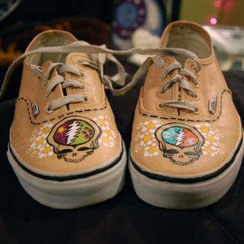 Grateful Dead Steal Your Face VANS