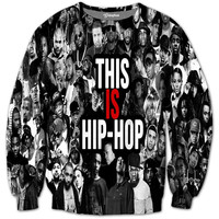 This is Hip Hop Crewneck
