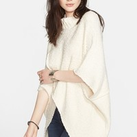 Women's Free People 'All Wrapped Up' Poncho,