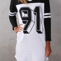 All About Eve - Baseball Dress