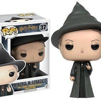 Funko Harry Potter Professor McGonagall Pop Figure