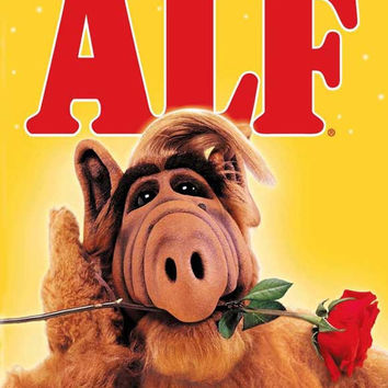 ALF 27x40 Movie Poster (1986)