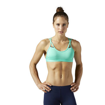 Reebok CrossFit Double Strappy Sports Bra