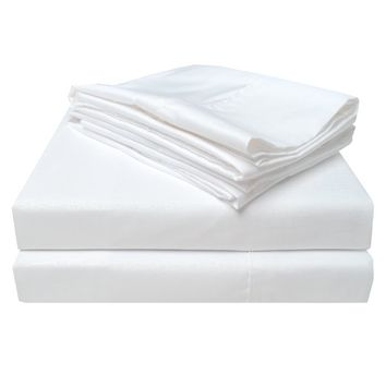 3000 Crocodile Embossed Microfiber Sheet Set