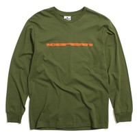 Undefeated Stretch Longsleeve T-Shirt Olive