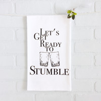 Stumble Dish Towel
