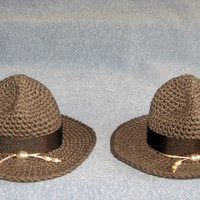 State Trooper baby hat grey or pick your own colors and size state trooper twin hats