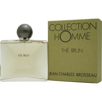 THE BRUN by Jean Charles Brosseau EDT SPRAY 3.4 OZ