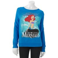 Disney The Little Mermaid Sweatshirt - Juniors