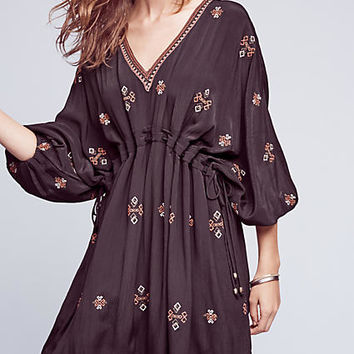 Embroidered Zola Dress