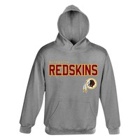Washington Redskins Promo Fleece Hoodie - Boys 4-7, Size: