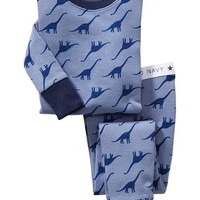 Old Navy Dinosaur Print Sleep Sets For Baby