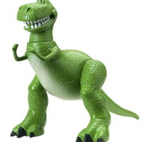 Toy Story 3 Deluxe Rex Collectible Figure