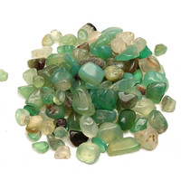 50g Natural Dong ling Jade Gravel Crystal Stone Rock  Aquarium Fish Tank Decor Crafts