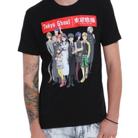 Tokyo Ghoul Group T-Shirt