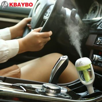 Car Aroma Diffuser Humidifier - Essential Oil Diffuser