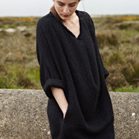 Boucle Shift Dress - Plümo Ltd