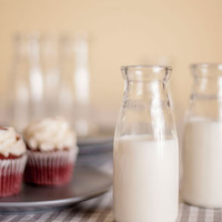 Milk Manners Glass Set | Mod Retro Vintage Kitchen | ModCloth.com