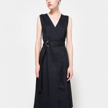 NEED / Wrap Dress