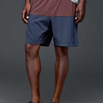 Gap Men Urban Active Colorblock Side Panel Shorts