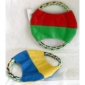 O-SHAPED ROPE DOG TOY