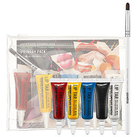 Obsessive Compulsive Cosmetics Primary Pack: Lip Tar All-Star Mini x 5 Set (5 x 0.08 oz)
